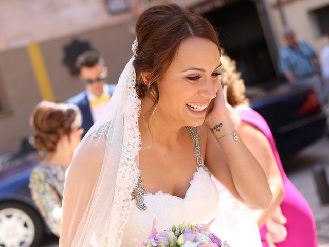 La boda de Javier y Ruth en Teruel, Teruel 21