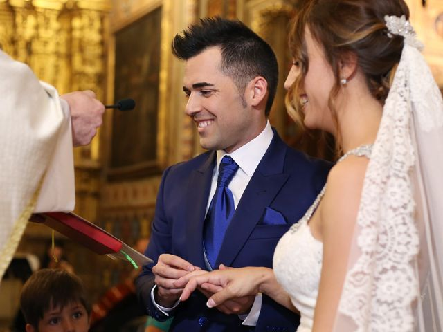 La boda de Javier y Ruth en Teruel, Teruel 28