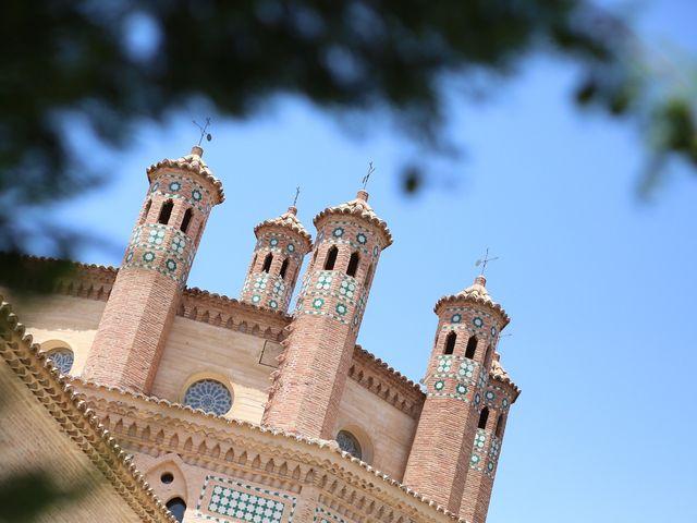 La boda de Javier y Ruth en Teruel, Teruel 49