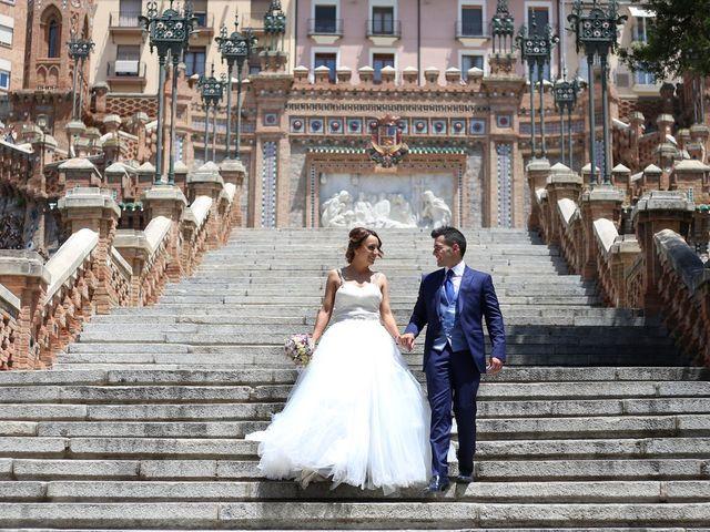 La boda de Javier y Ruth en Teruel, Teruel 54