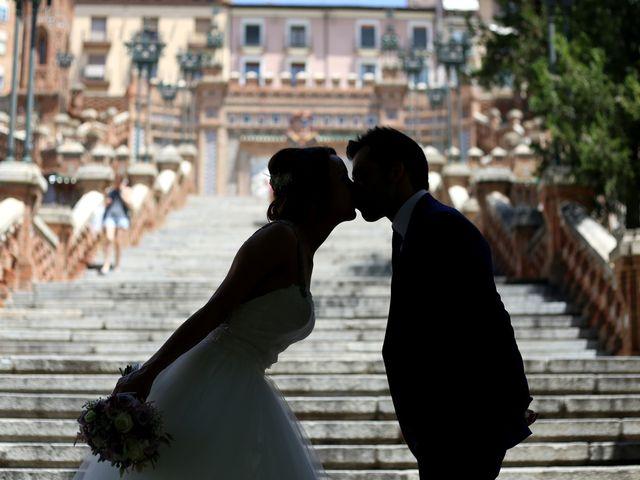 La boda de Javier y Ruth en Teruel, Teruel 55