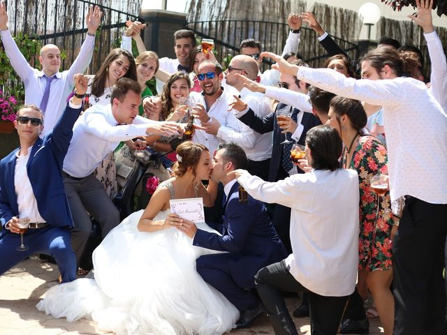La boda de Javier y Ruth en Teruel, Teruel 61