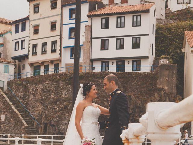 La boda de Cefe y Lidia en Cudillero, Asturias 11