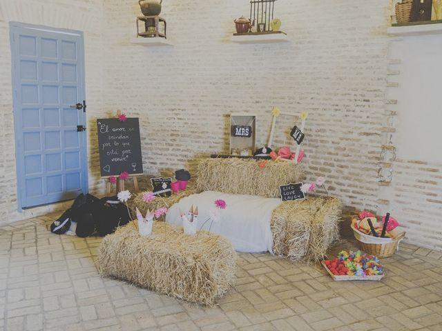 La boda de Mario y Marga en Villanueva Del Ariscal, Sevilla 2