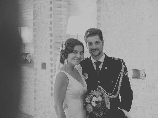 La boda de Mario y Marga en Villanueva Del Ariscal, Sevilla 11