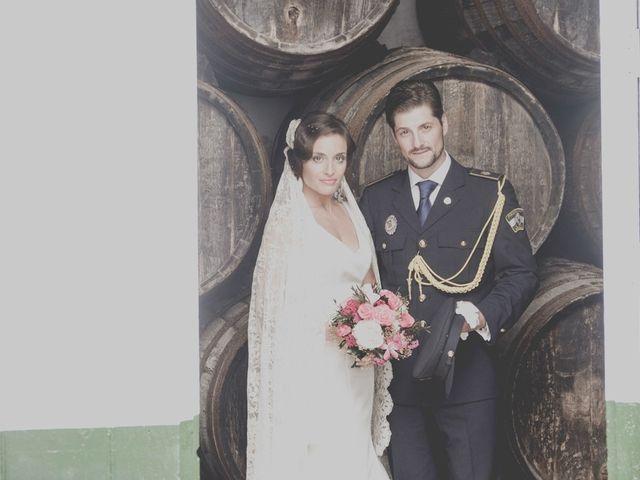 La boda de Mario y Marga en Villanueva Del Ariscal, Sevilla 14