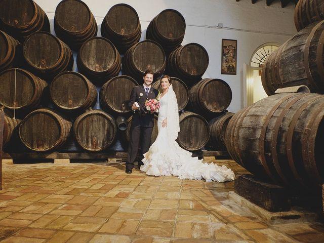 La boda de Mario y Marga en Villanueva Del Ariscal, Sevilla 15