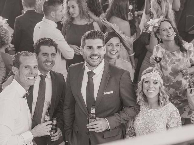 La boda de Mario y Marga en Villanueva Del Ariscal, Sevilla 19