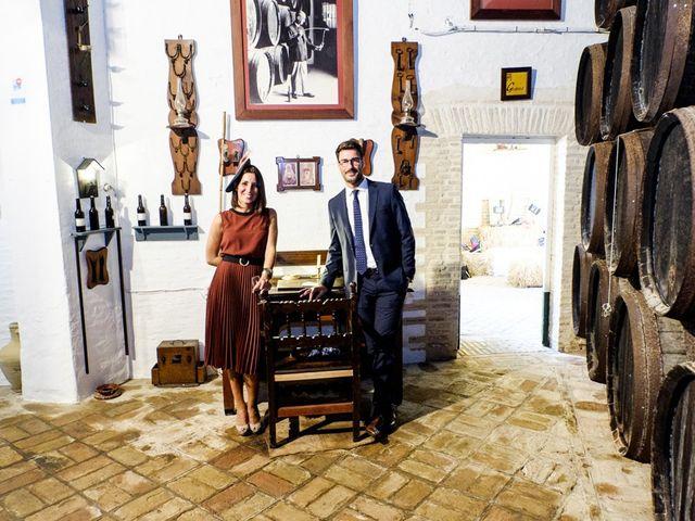 La boda de Mario y Marga en Villanueva Del Ariscal, Sevilla 23