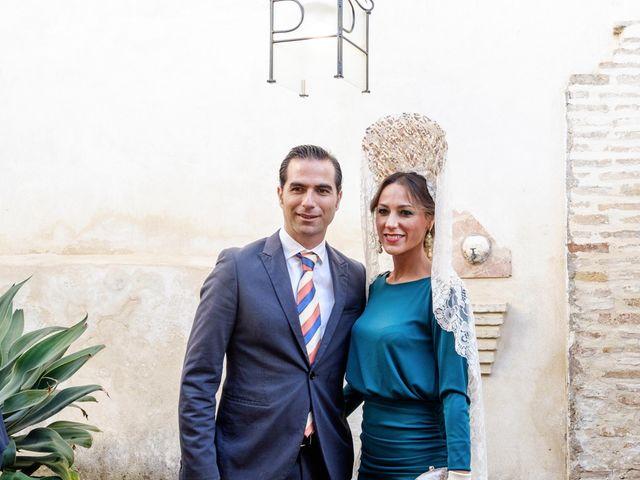 La boda de Mario y Marga en Villanueva Del Ariscal, Sevilla 25