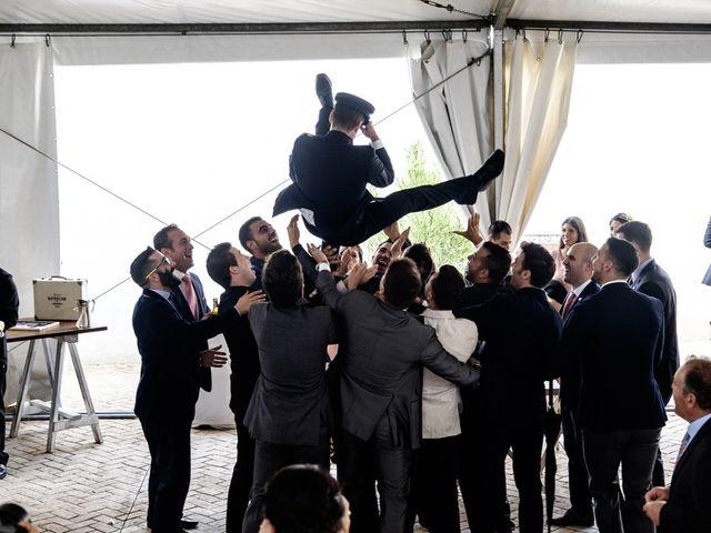La boda de Mario y Marga en Villanueva Del Ariscal, Sevilla 26