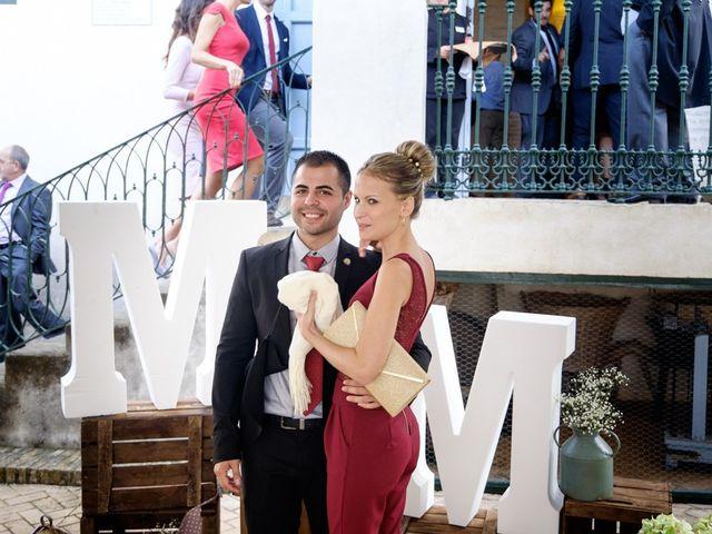 La boda de Mario y Marga en Villanueva Del Ariscal, Sevilla 27