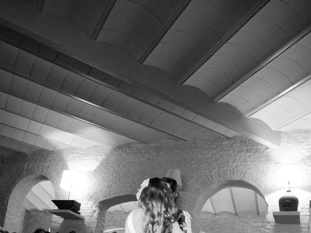 La boda de Mario y Marga en Villanueva Del Ariscal, Sevilla 34