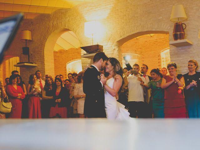 La boda de Mario y Marga en Villanueva Del Ariscal, Sevilla 35
