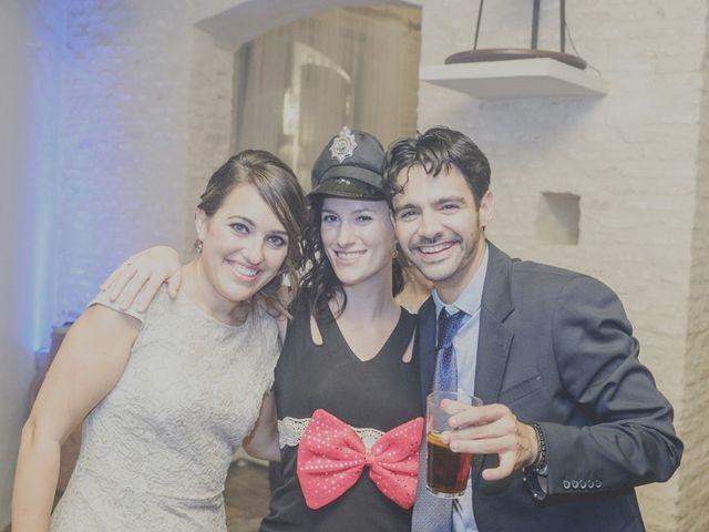 La boda de Mario y Marga en Villanueva Del Ariscal, Sevilla 36