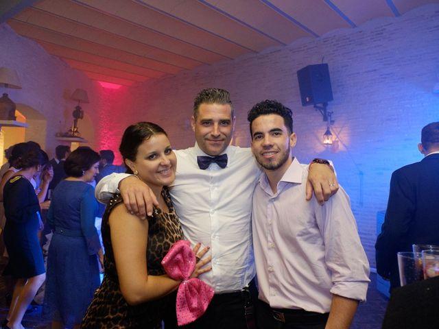 La boda de Mario y Marga en Villanueva Del Ariscal, Sevilla 37
