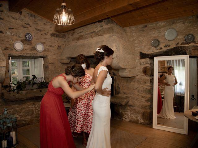 La boda de Alex y Carla en Ponteceso, A Coruña 9