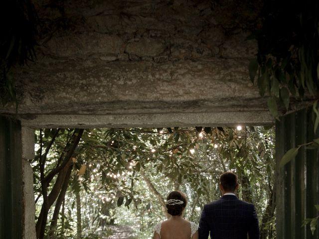 La boda de Alex y Carla en Ponteceso, A Coruña 40