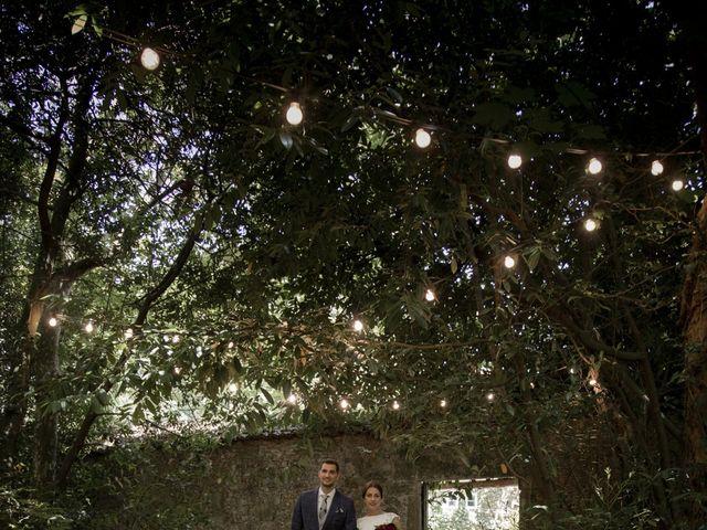 La boda de Alex y Carla en Ponteceso, A Coruña 41