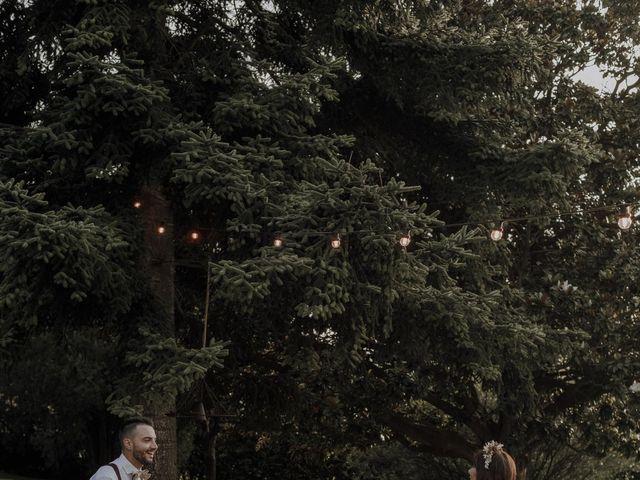 La boda de Luis  y Janire  en Berango, Vizcaya 17