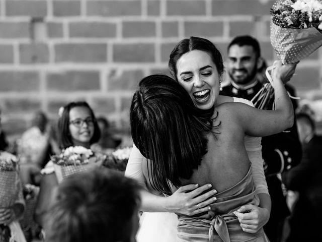 La boda de Rosario y Santiago en Baeza, Jaén 1