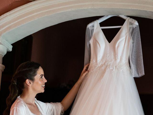 La boda de Rosario y Santiago en Baeza, Jaén 3