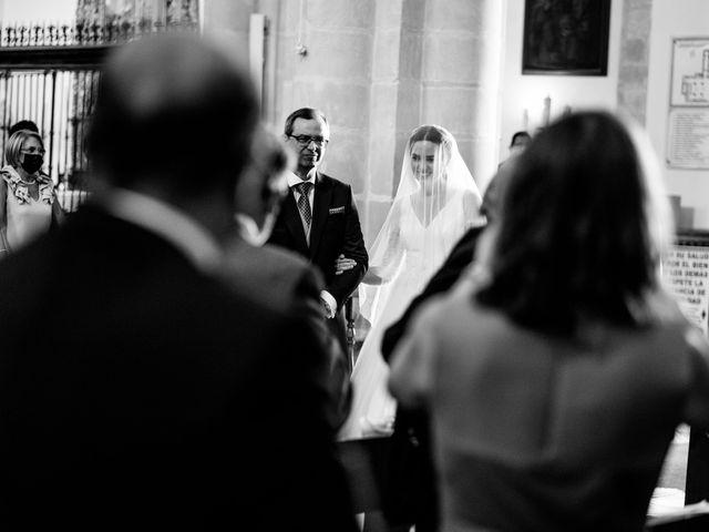La boda de Rosario y Santiago en Baeza, Jaén 9