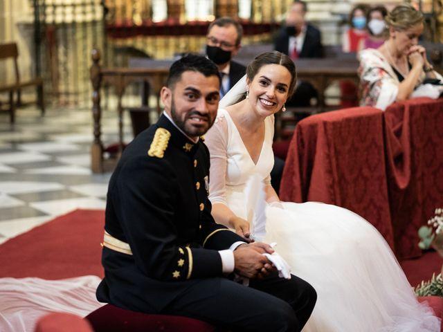 La boda de Rosario y Santiago en Baeza, Jaén 10