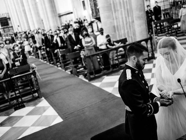 La boda de Rosario y Santiago en Baeza, Jaén 20