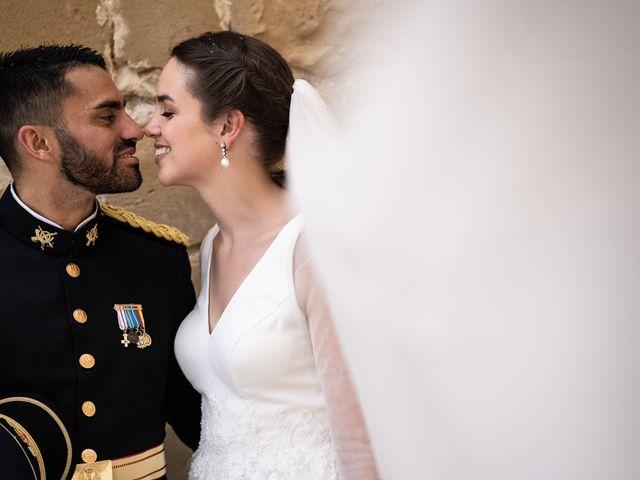 La boda de Rosario y Santiago en Baeza, Jaén 22