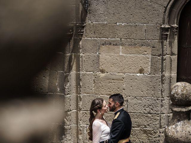 La boda de Rosario y Santiago en Baeza, Jaén 23