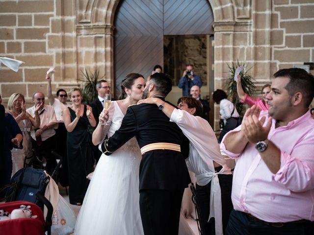 La boda de Rosario y Santiago en Baeza, Jaén 26
