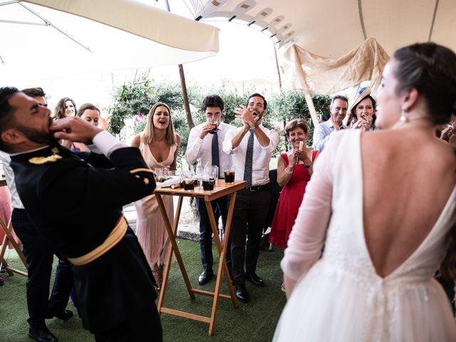 La boda de Rosario y Santiago en Baeza, Jaén 31