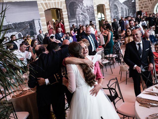 La boda de Rosario y Santiago en Baeza, Jaén 35