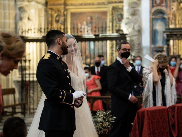 La boda de Rosario y Santiago en Baeza, Jaén 40