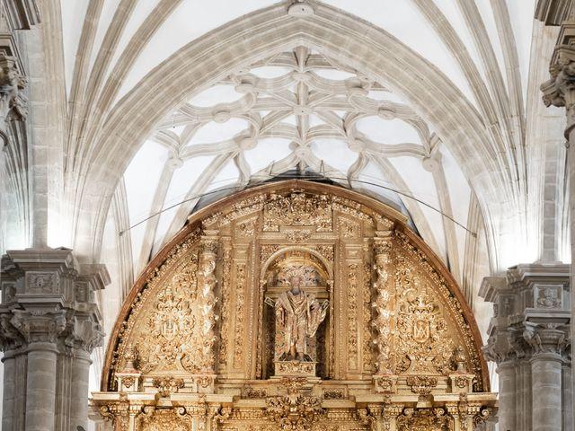 La boda de Rosario y Santiago en Baeza, Jaén 41