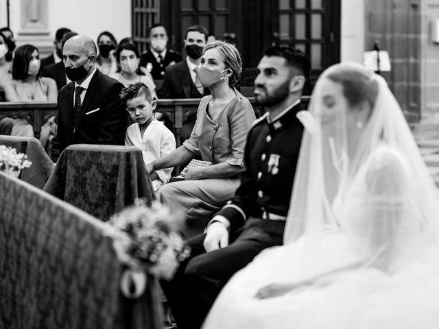 La boda de Rosario y Santiago en Baeza, Jaén 42