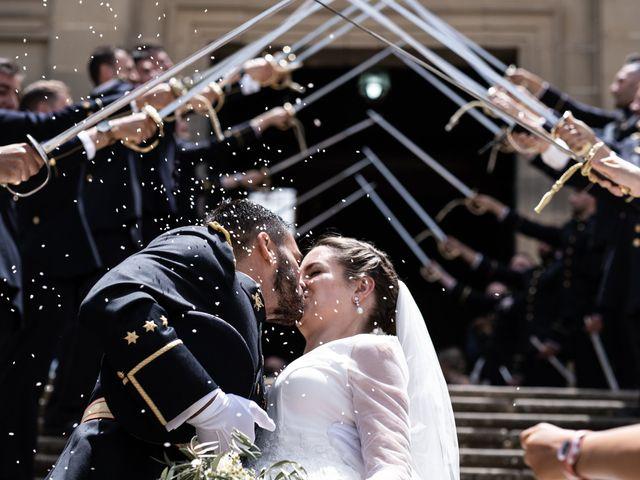 La boda de Rosario y Santiago en Baeza, Jaén 43