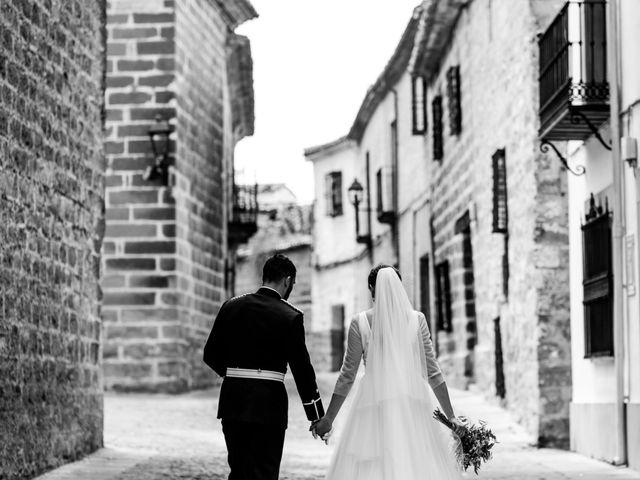 La boda de Rosario y Santiago en Baeza, Jaén 44