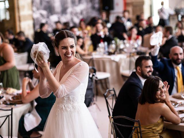 La boda de Rosario y Santiago en Baeza, Jaén 45