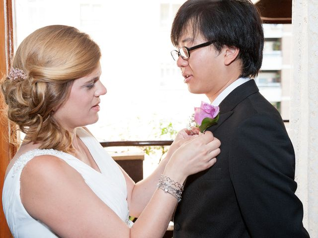 La boda de Sun Gyo y Cris en Las Rozas De Madrid, Madrid 5