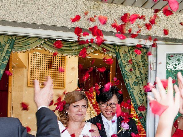 La boda de Sun Gyo y Cris en Las Rozas De Madrid, Madrid 7