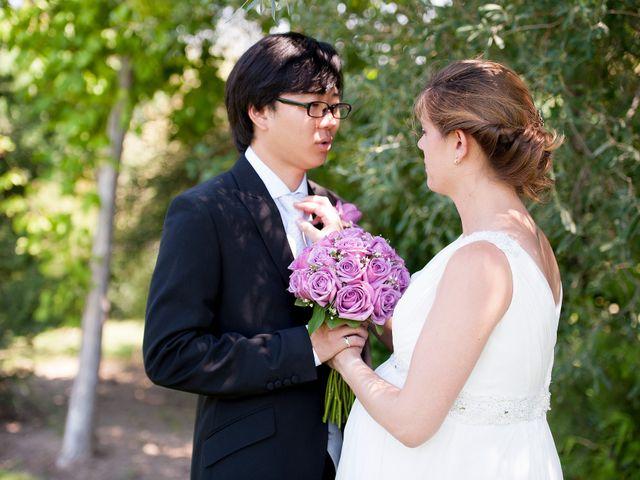 La boda de Sun Gyo y Cris en Las Rozas De Madrid, Madrid 10