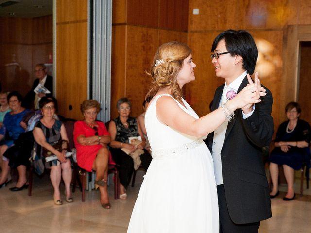 La boda de Sun Gyo y Cris en Las Rozas De Madrid, Madrid 11
