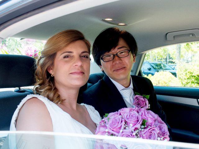 La boda de Sun Gyo y Cris en Las Rozas De Madrid, Madrid 25