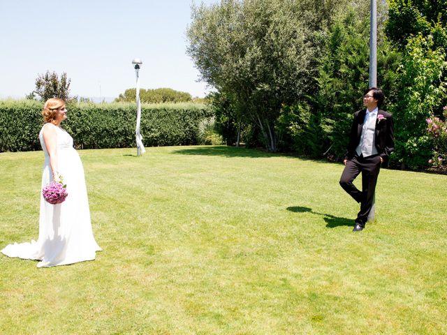 La boda de Sun Gyo y Cris en Las Rozas De Madrid, Madrid 29