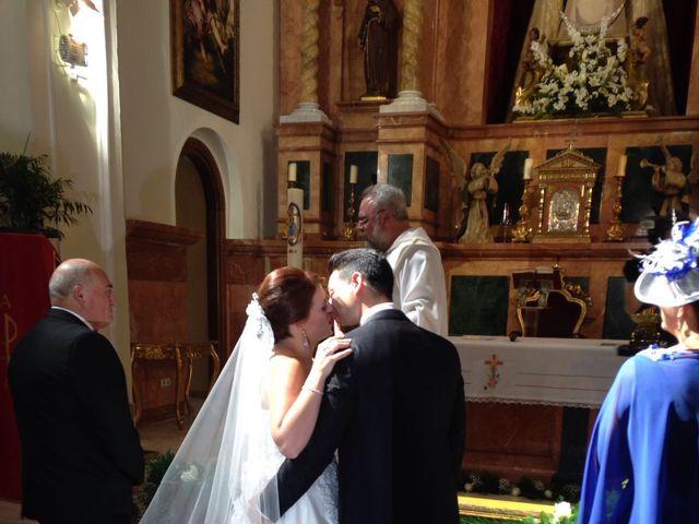 La boda de Fran y Sabrina en Estepona, Málaga 4