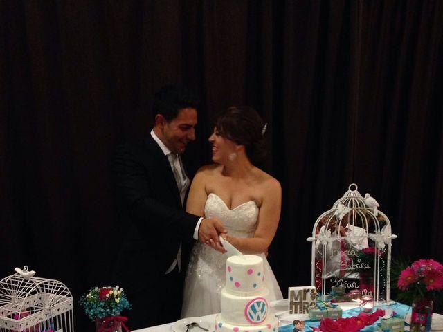 La boda de Fran y Sabrina en Estepona, Málaga 10