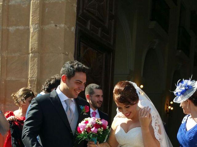 La boda de Fran y Sabrina en Estepona, Málaga 13