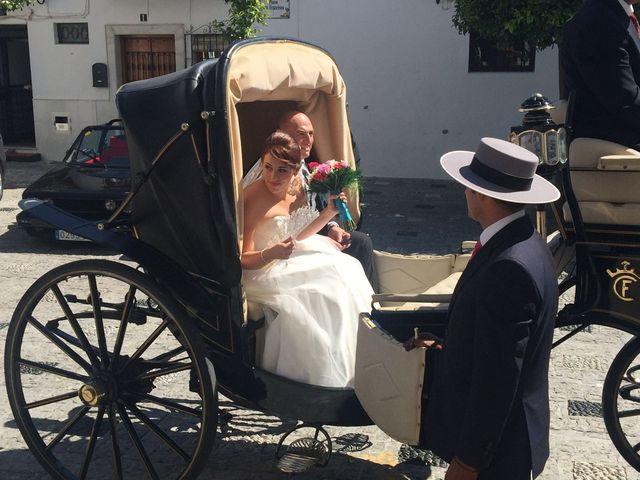 La boda de Fran y Sabrina en Estepona, Málaga 24